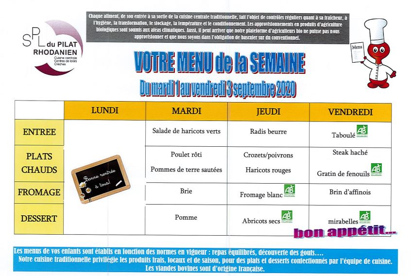 2020-08-28 - Cantine 31-08